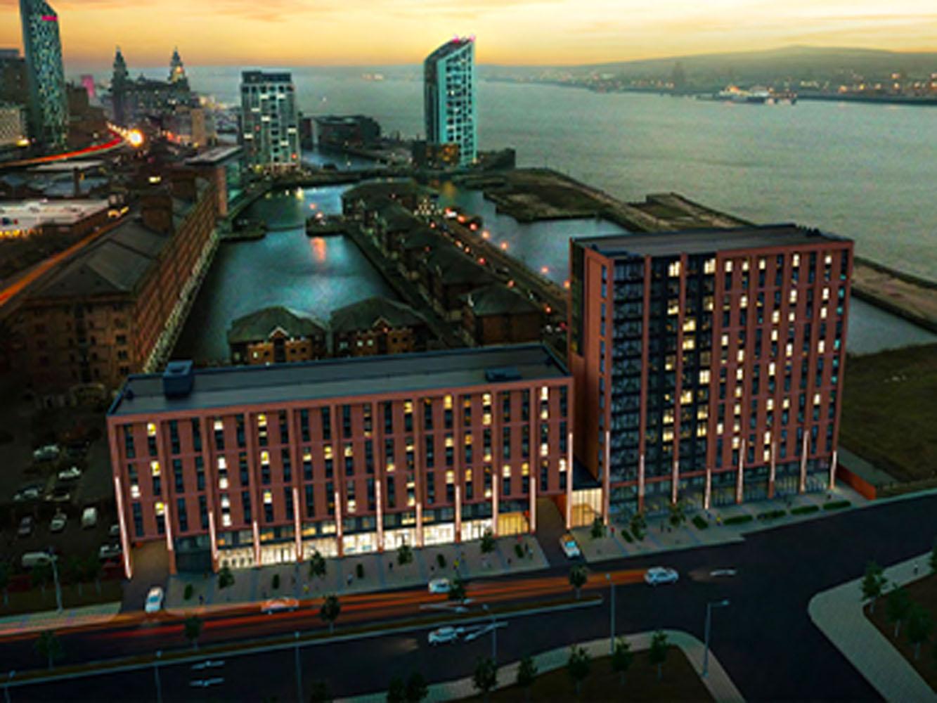 Park Central, Central Docks, Liverpool